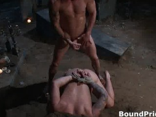 so unmerciful gay bdsm free fuck part6