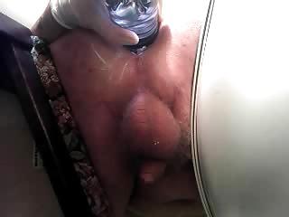 water bottle gay pleasure