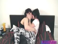 gay emo fucking and licking gays