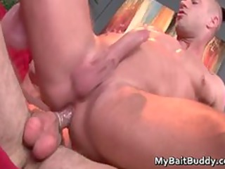 slutty gay male can resist some straight part1