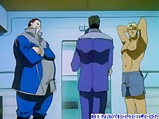 anime gay awesome sucked and gangbanged