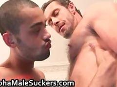 naughty tough gay banging and licking part1