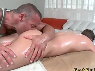 massage turns into gay gangbanging part4