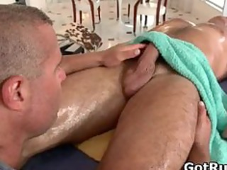 good guy gets astonishing gay massage part2