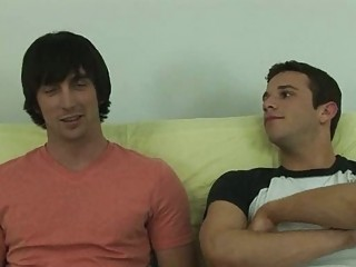 beautiful high school gay dudes having passionate