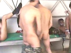 gay studs slaves used and penetrated bdsm pt. 3