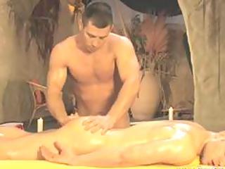 sensual pleasures into gay anal massage