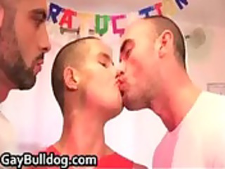 extreme gay bottom banging and dick licking gay