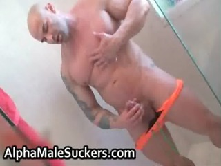 steamy gay tough drilling and sucking gay video