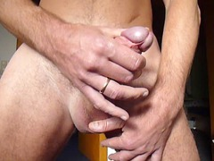 big german penis cumshot
