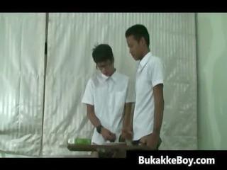 astonishing eastern  gay unmerciful fuck video