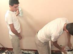 latin twinks paint labor 1