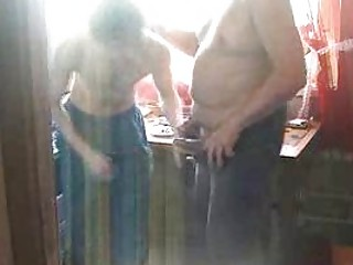 slender twink and plump gay stud making out into