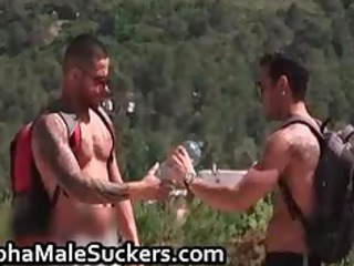 extremely unmerciful gay fucking and licking part2