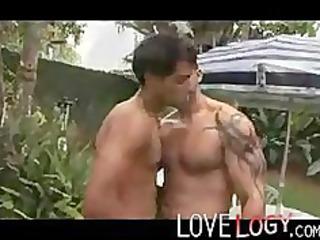 gym coach gay homo