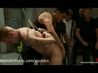bound gay rose vicek cock sucking inside cruisy