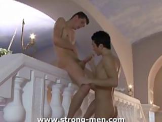 bareback horny men