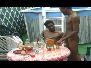 gay porn gathering into da hood