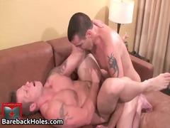 busty gay bareback piercing and cock gay boys