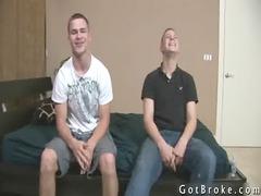 two cuties having porn on berth by gotbroke gay