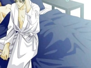 anime gay scene doggy fashion arse penis