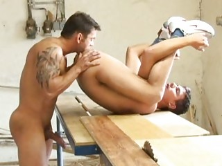daddies and sons presents super gay bottom tasting