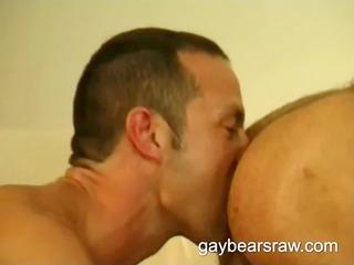 stud rimming gay bear bottom