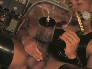 sexual contraption on a awesome gay boy