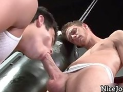 sweet jocks harcore gay drilling part3