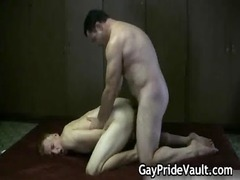 difficult gay bear piercing and licking gay boys