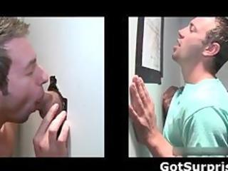 straight men obtains gay surprise dick lick part2