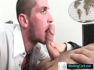 shane licking off off and banging his future boss