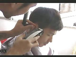 the nastiest eastern  gay hairdresser