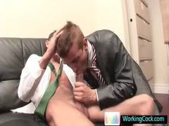 when the boss is away they go please gay video