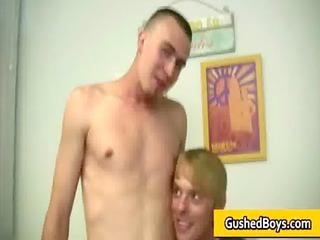 gay clip of cory &_ mitch gay drilling gay
