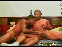 hardcore gay thugs arse banging