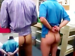 amateur institute dudes get their cocks out