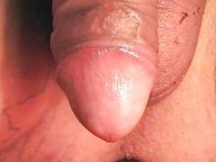 libido up close and cumshot - cock - cum - by