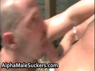 extremely extremely impressive gay dudes drilling