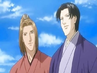 old gay samurai story