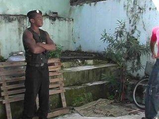 brazillian gay uniform pair