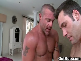 tyler acquires his sweet balls gay massaged gays