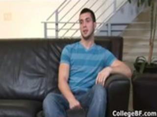adam marx jerking his good college cock gay porn