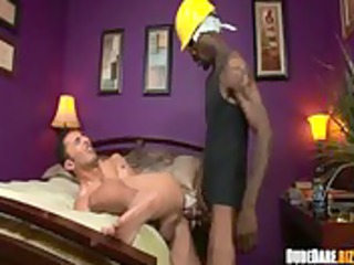 gay white men adore huge dark cock