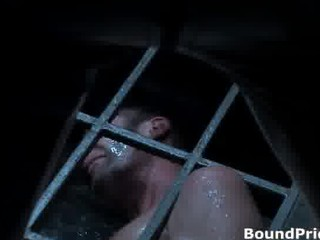 awesome tough gay bdsm video clip part3