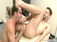 tattooed hunk acquires deep anal copulate 5 gay