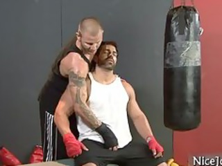 great muscled guy gets libido sucked part4