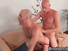 adam gang-bangs his brothers super fucker part3