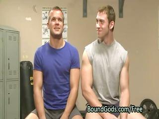 gay throat and stupid pierced inside bdsm
