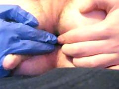 me masturbating anal